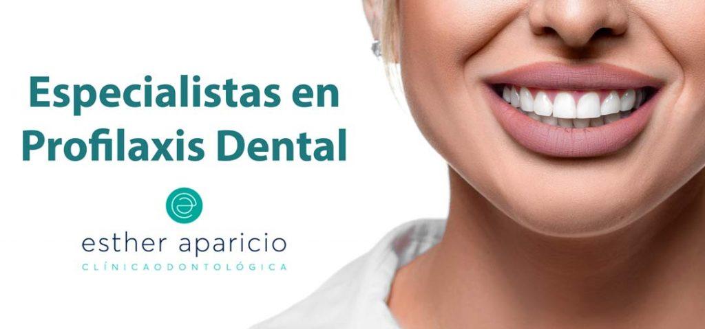 especialistas en profilaxis dental